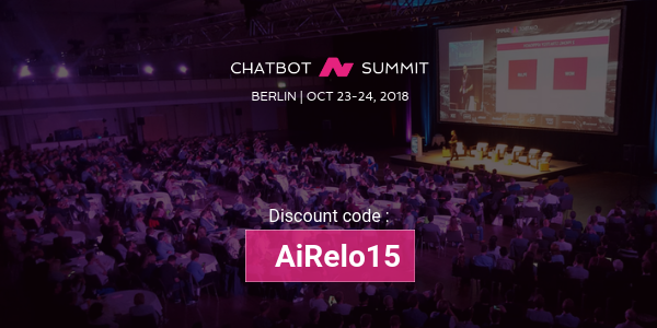 AiRelo at Chatbot Summit